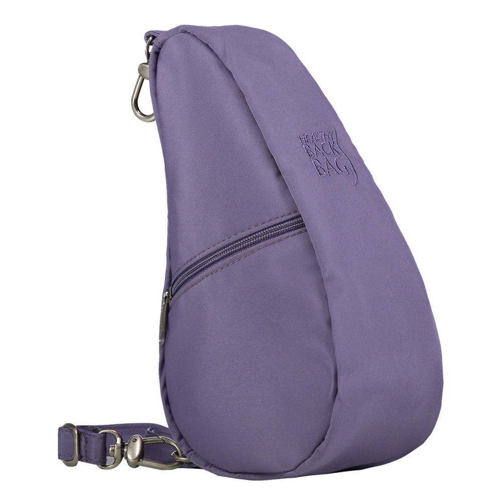 Healthy Back Bag Microfibre Baglett Purple Rain