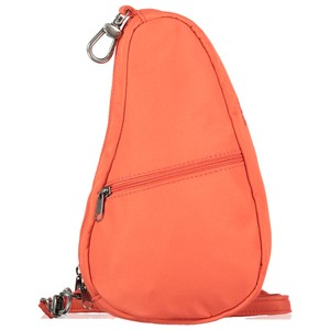 Healthy Back Bag Microfibre Baglett in Mandarin
