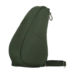 Healthy Back Bag Microfibre Baglett in Evergreen