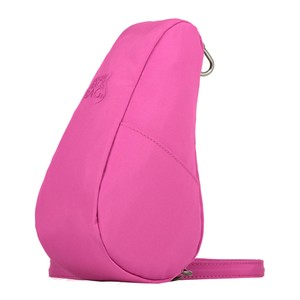 Healthy Back Bag Microfibre Baglett in Paradise Pink
