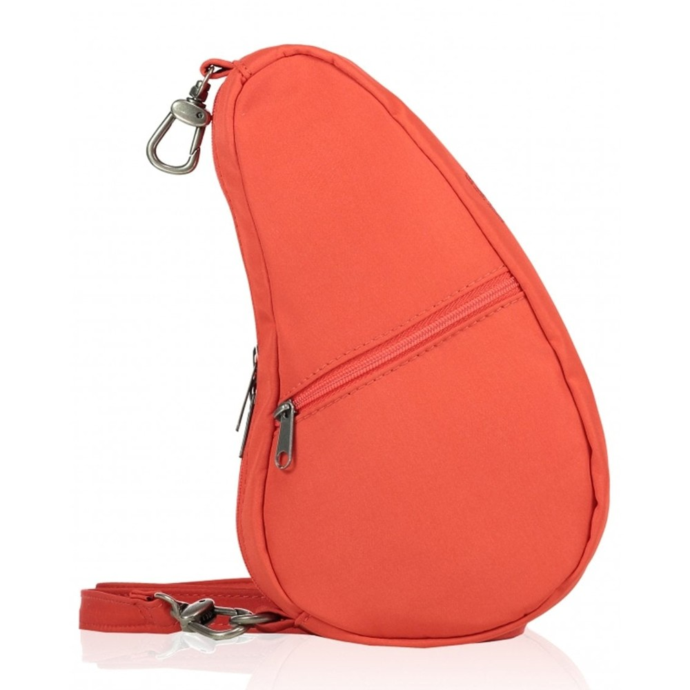 Healthy Back Bag Microfibre Baglett Tangerine