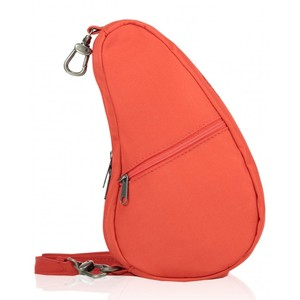 Healthy Back Bag Microfibre Baglett in Tangerine