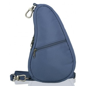 Healthy Back Bag Microfibre Baglett in Imperial Blue