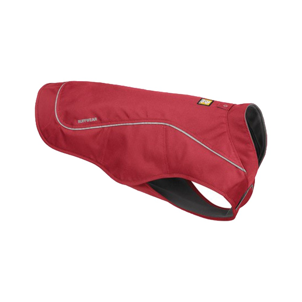 Ruffwear K-9 Overcoat Cinder Red