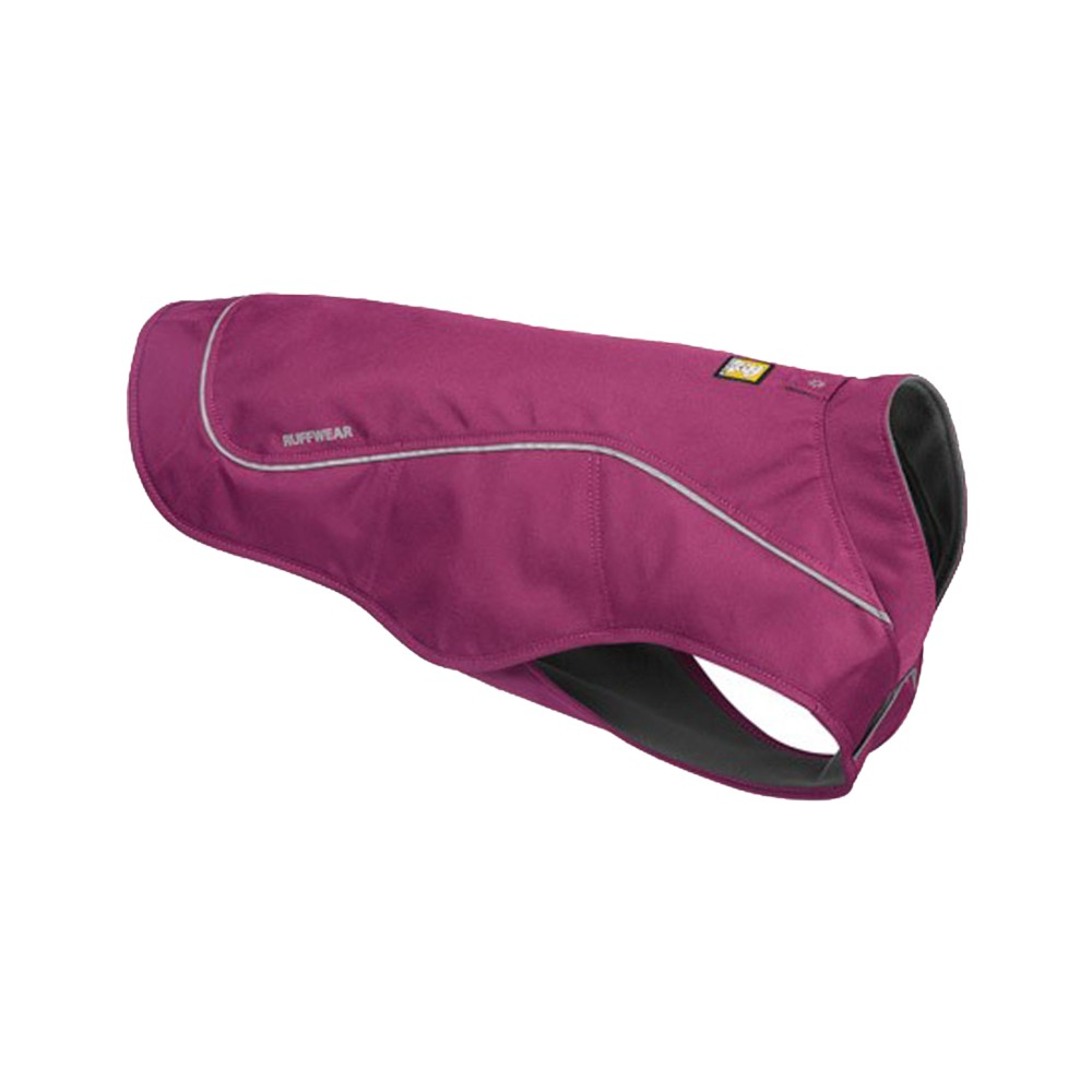 Ruffwear K-9 Overcoat Larkspur Purple