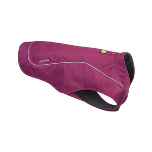 Ruffwear K-9 Overcoat in Larkspur Purple