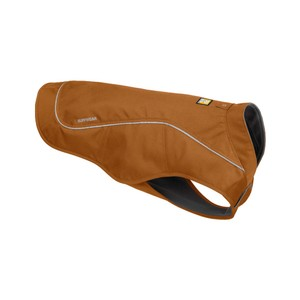 Ruffwear K-9 Overcoat in Trailhead Brown