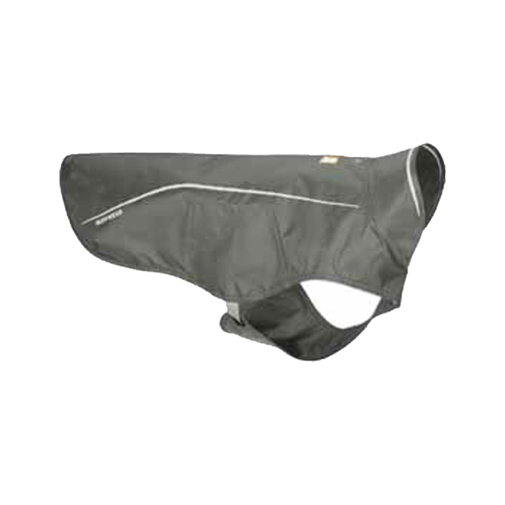 Ruffwear Sun Shower Rain Jacket Granite Gray