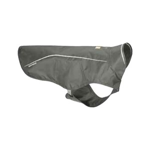 Ruffwear Sun Shower Rain Jacket in Granite Gray