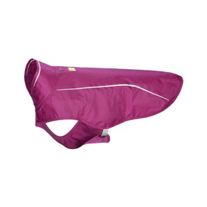 Ruffwear Sun Shower Rain Jacket in Purple Dusk