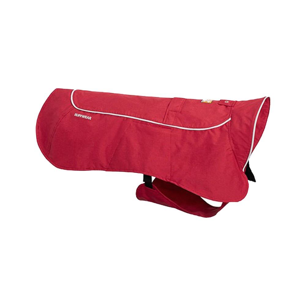 Ruffwear Aira Rain Jacket Red Rock