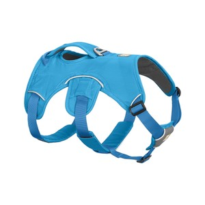 Ruffwear Webmaster Harness in Blue Dusk