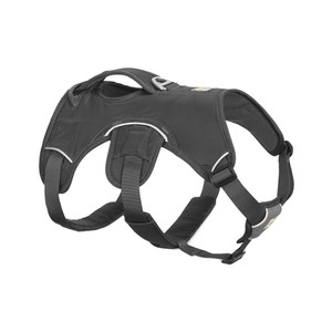 Ruffwear Webmaster Harness in Twilight Gray