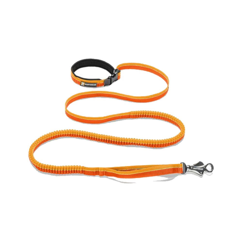 Ruffwear Roamer Leash W17 Orange Sunset