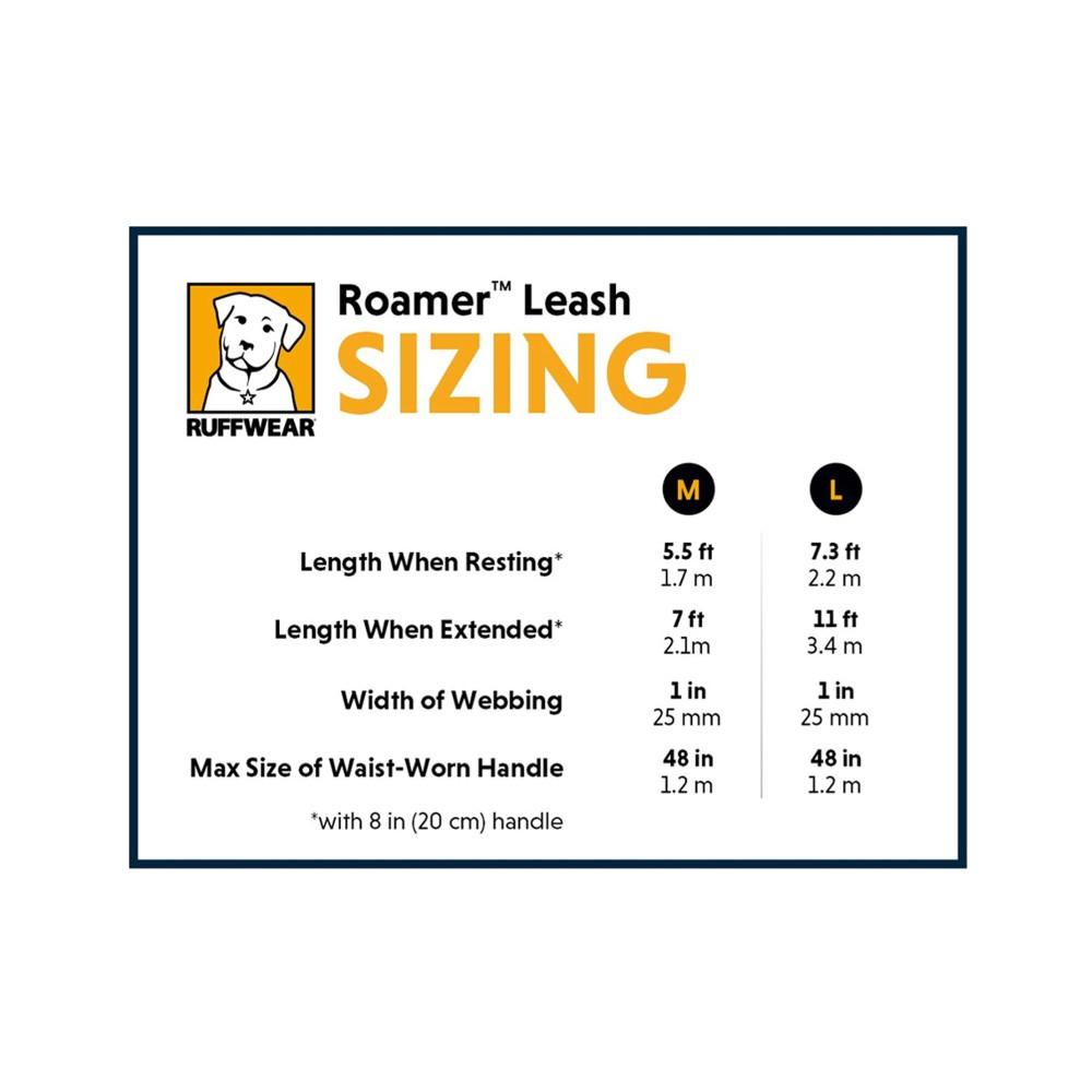 Ruffwear Roamer Leash W17 Red Currant