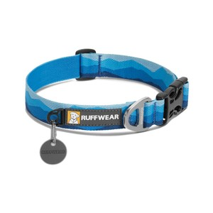 Ruffwear Hoopie Collar in Blue Mountains