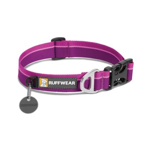 Ruffwear Hoopie Collar in Purple Dusk