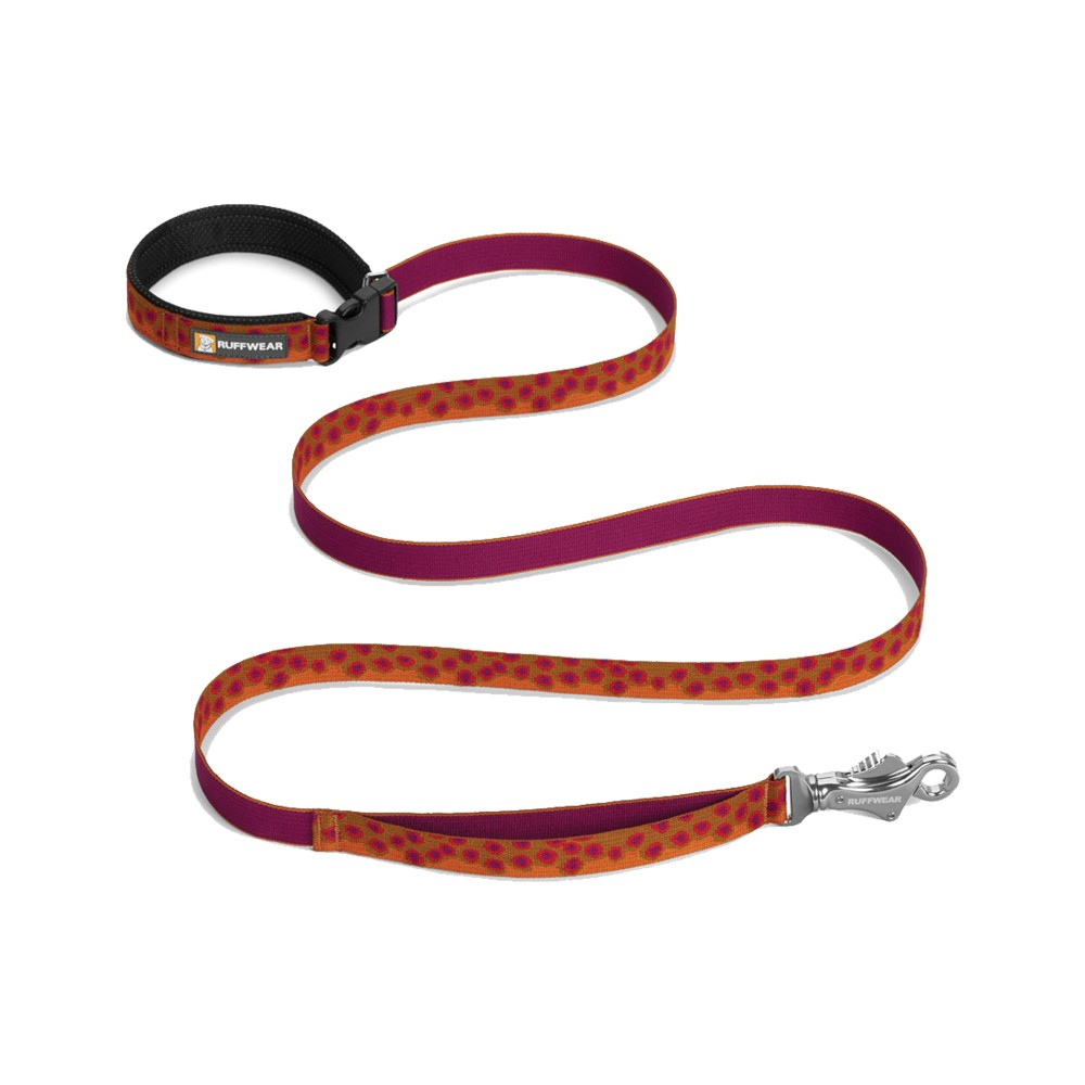 Ruffwear Flat Out Leash Brook Trout