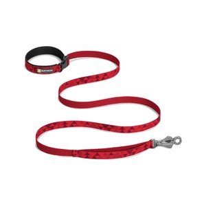 Ruffwear Flat Out Leash in Red Butte