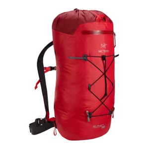 Arcteryx  Alpha FL 45 Backpack in Cardinal