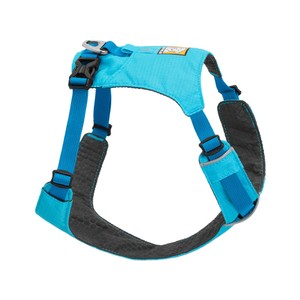 Ruffwear Hi & Light Harness in Blue Atoll
