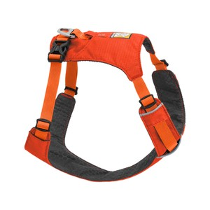 Ruffwear Hi & Light Harness in Sockeye Red