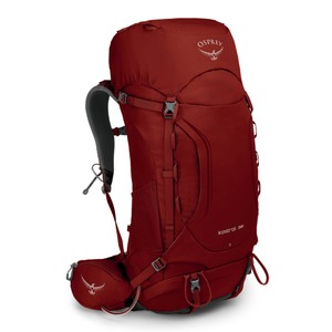 Osprey Kestrel 38 in Rogue Red