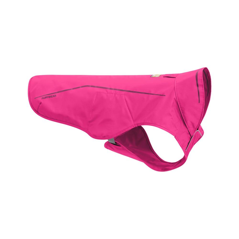 Ruffwear Sun Shower Rain Jacket Alpenglow Pink