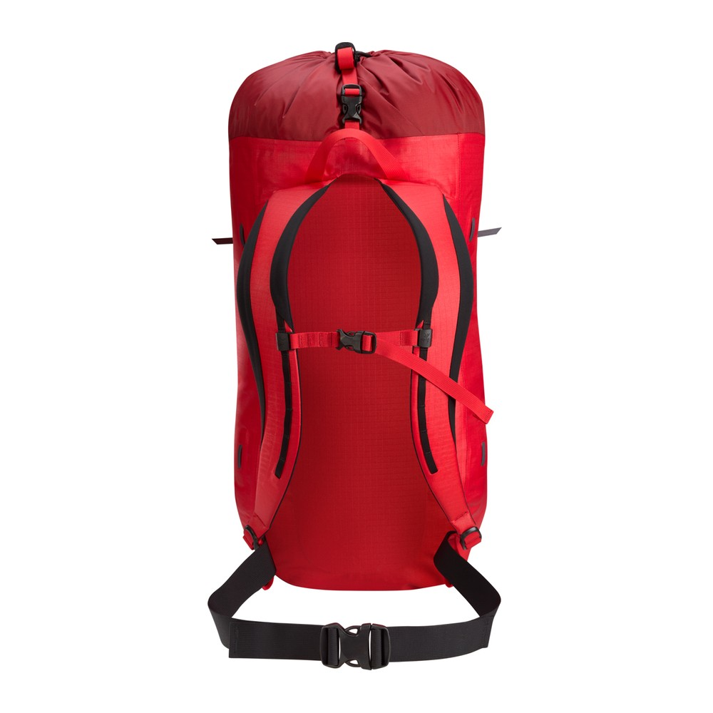 Arcteryx  Alpha FL 45 Backpack Cardinal