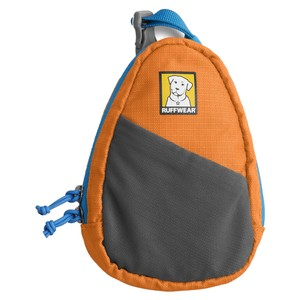Ruffwear Stash Bag in Orange Poppy