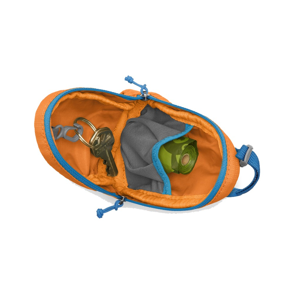 Ruffwear Stash Bag Orange Poppy