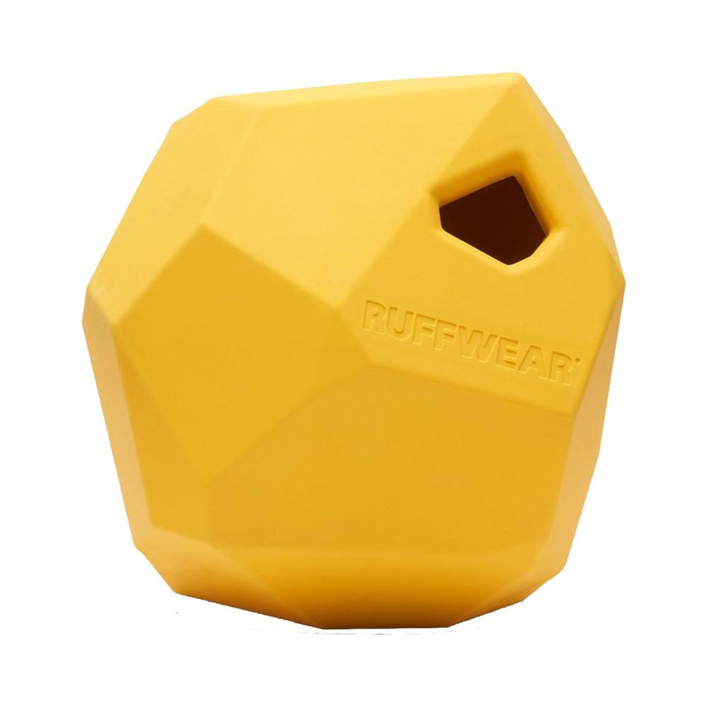 Ruffwear Gnawt-a-Rock Dandelion Yellow