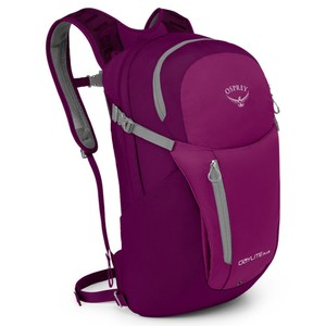 Osprey Daylite Plus in Eggplant Purple