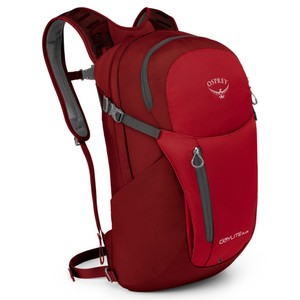 Osprey Daylite Plus in Real Red