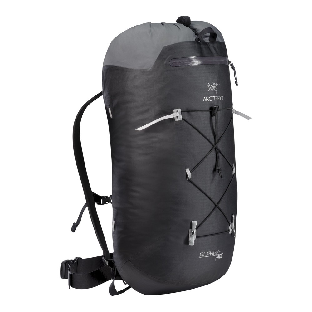 Arcteryx  Alpha FL 45 Backpack Black