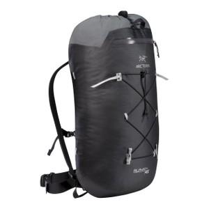 Arcteryx  Alpha FL 45 Backpack in Black