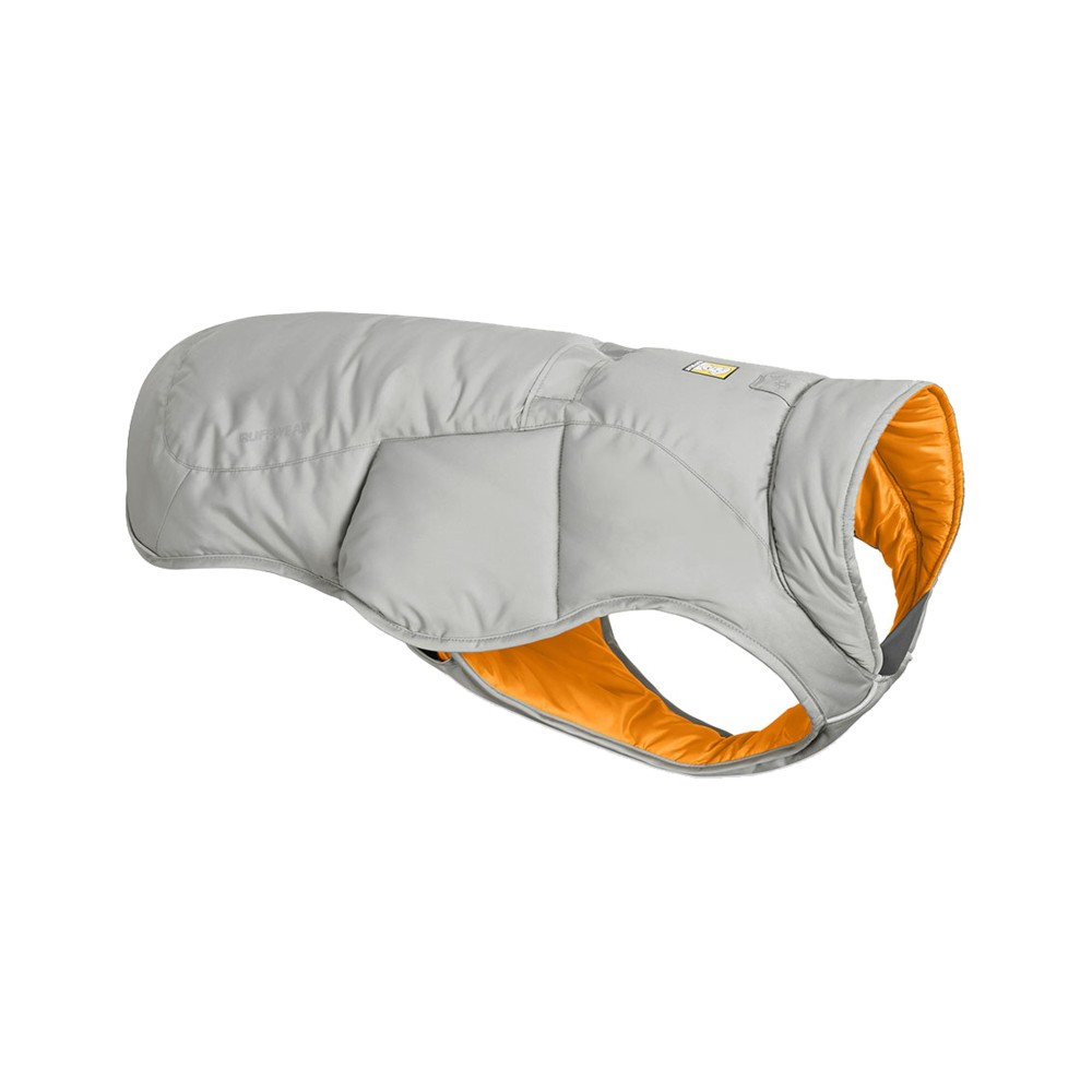 Ruffwear Quinzee Insulated Jacket Cloudburst Gray
