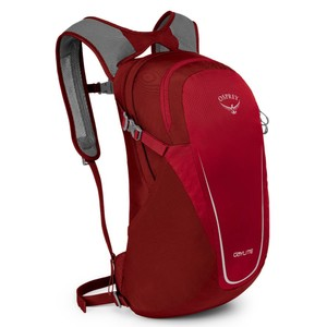 Osprey Daylite in Real Red