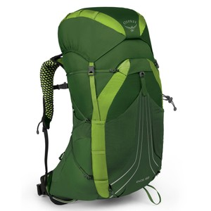 Osprey Exos 58 in Tunnel Green