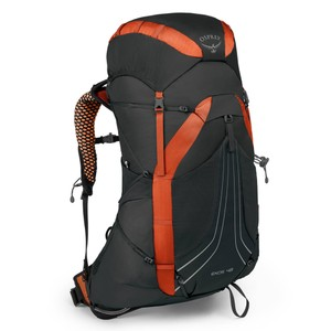 Osprey Exos 48 in Blaze Black