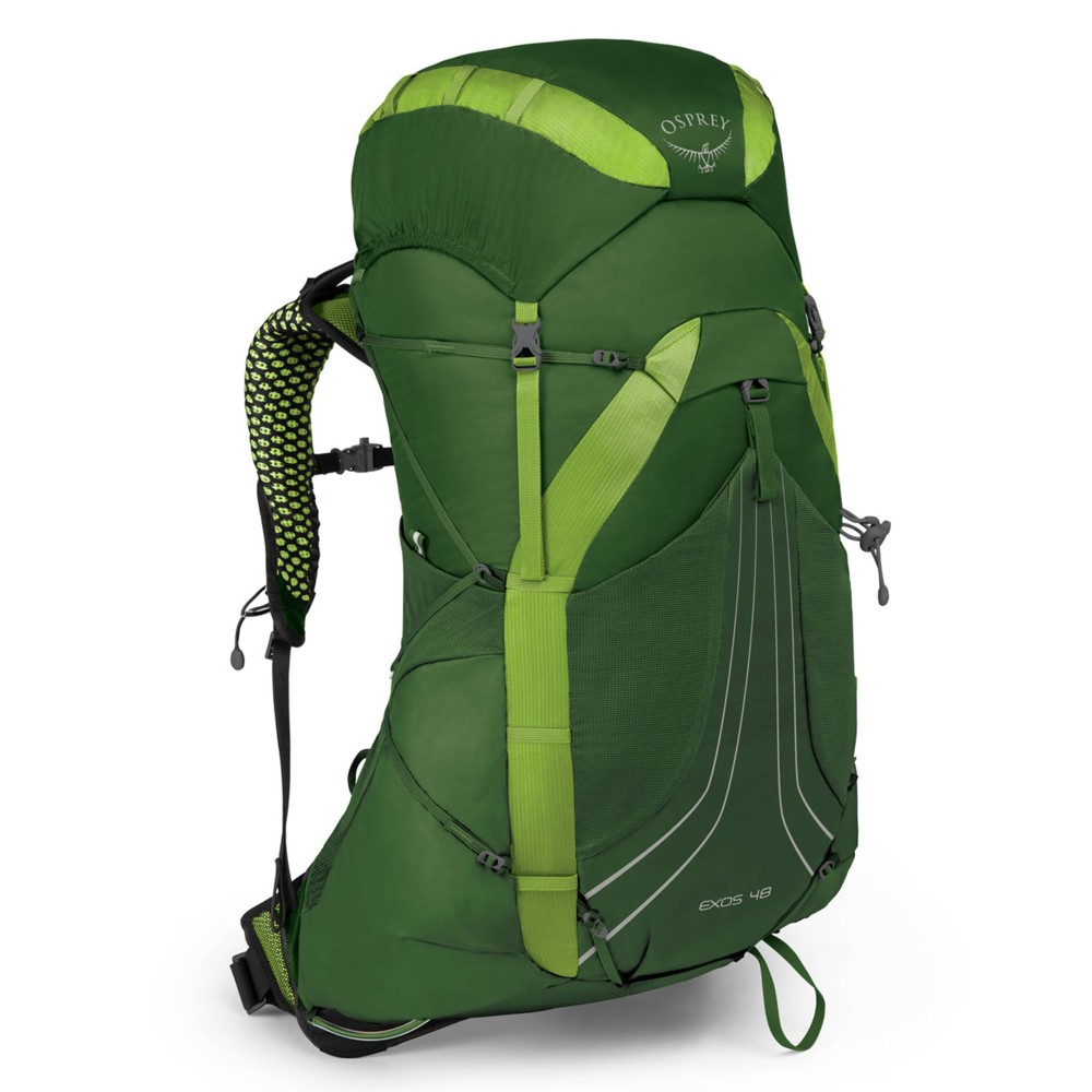 Osprey Exos 48 Tunnel Green