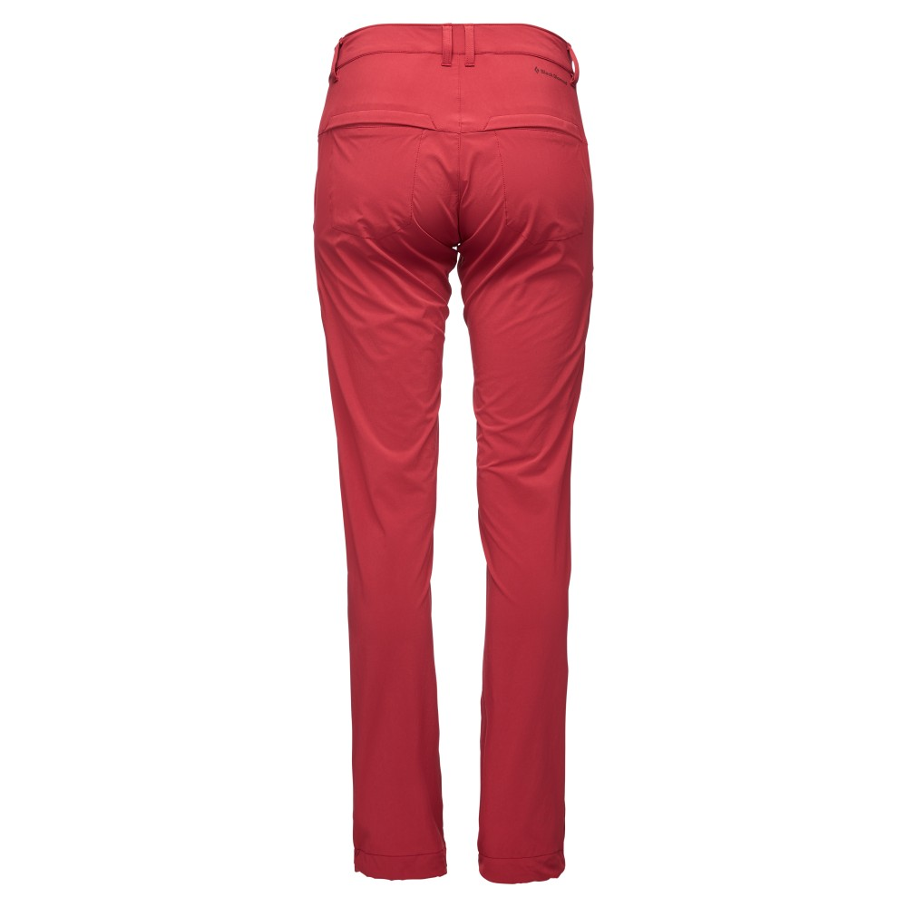 Black Diamond Alpine Light Pants Womens Wild Rose