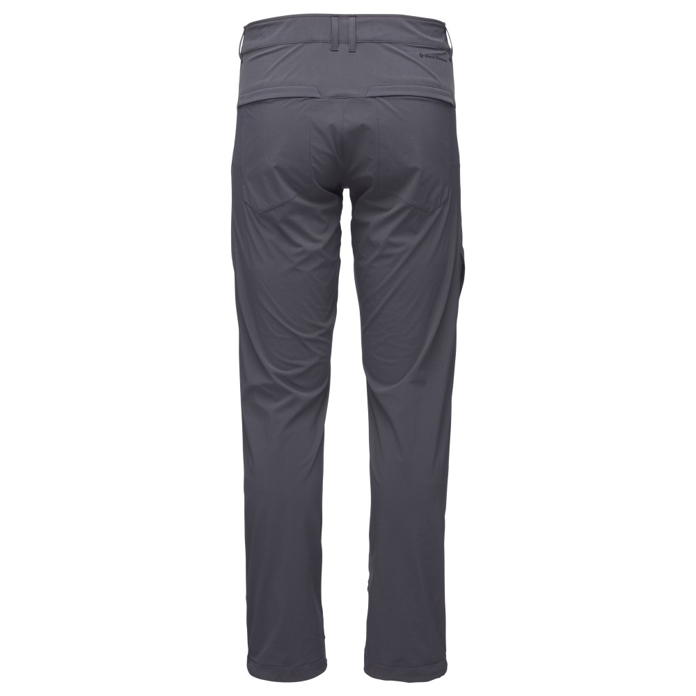 Black Diamond Alpine Light Pants Mens Carbon