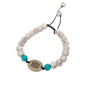 Sherpa Mala Endless Knot Bracelet