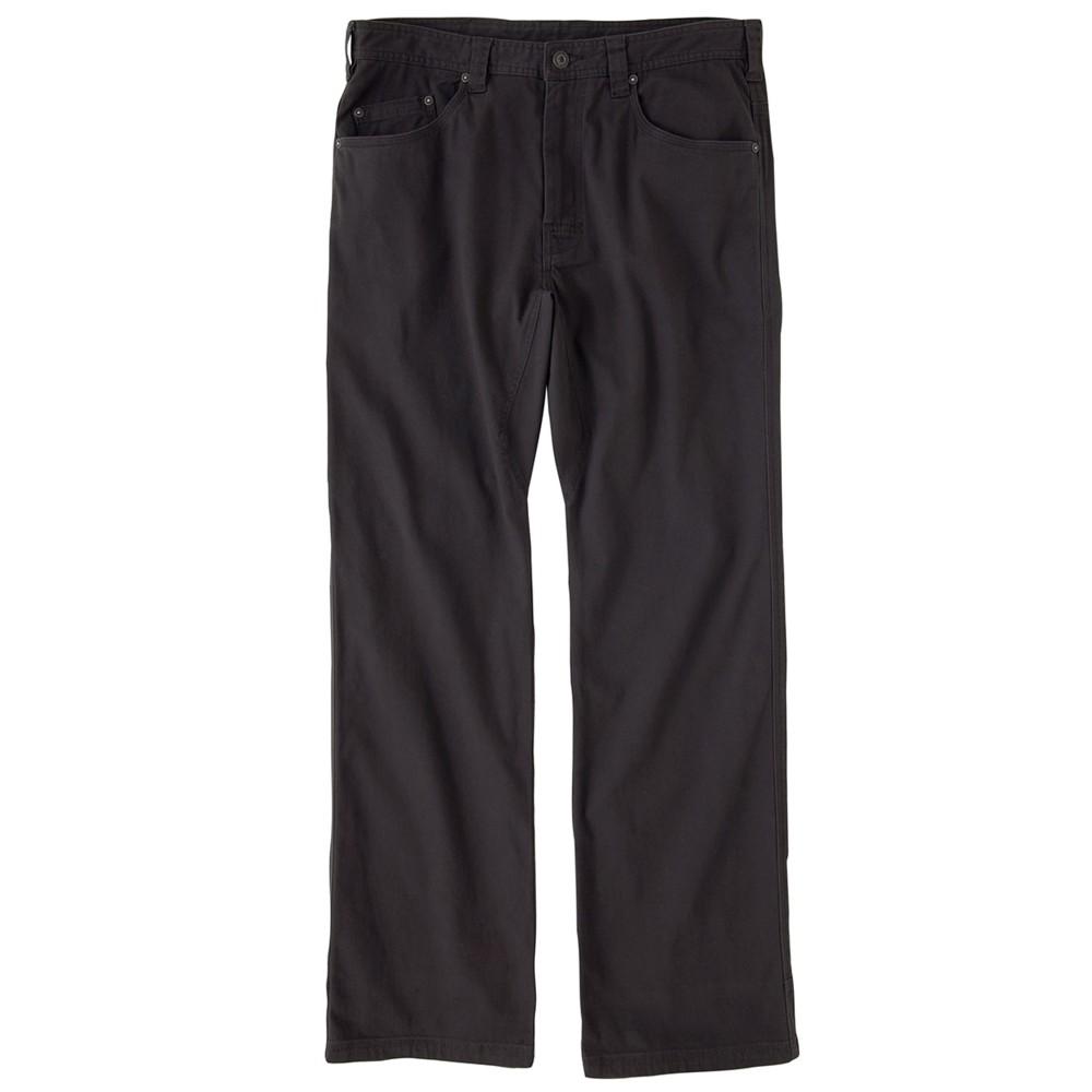 Prana Bronson Pant Mens Charcoal