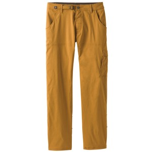 Prana Stretch Zion Pant Mens in Bronzed
