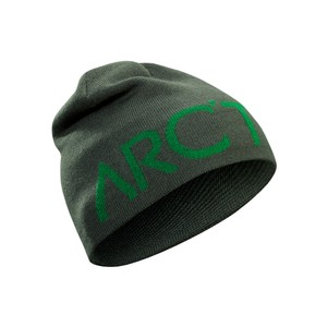 Arcteryx  Word Head Toque in Conifer/Canyon