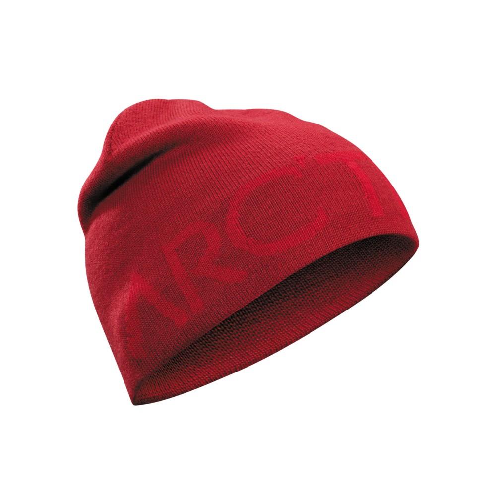 Arcteryx  Word Head Toque Red Beach/Toreador