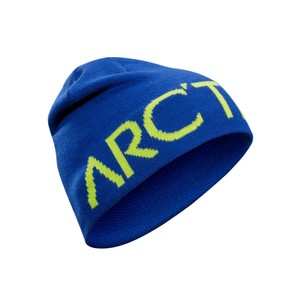Arcteryx  Word Head Toque in Zaffre/Titanite