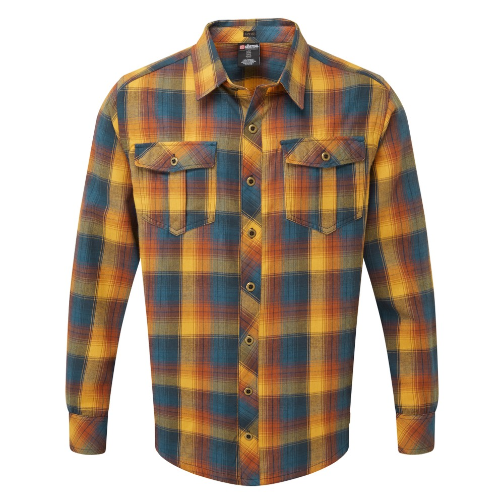Sherpa Indra Shirt Mens Rathee